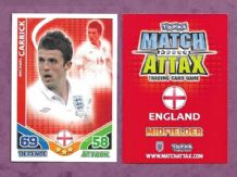 England Michael Carrick Manchester United 71